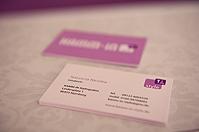 Kontakt - Visitenkarte
